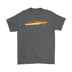 ELCO 80 Foot Late WWII PT Boat T-Shirt