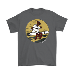 PT Boat Squadron RON 19 Bear with Hootch T-Shirt