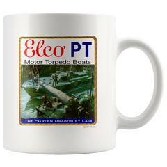 ELCO PT The Green Dragon's Lair Mug