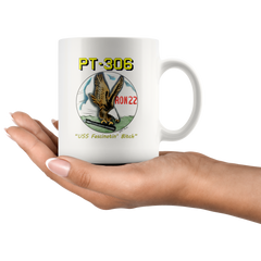 PT Boat PT-306 RON 22 Coffee Mug