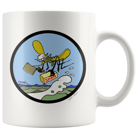 PT Boat Squadron RON 2 Spam Chef Emblem Coffee Mug