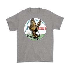 PT Boat Squadron RON 22 Cotton T-Shirt