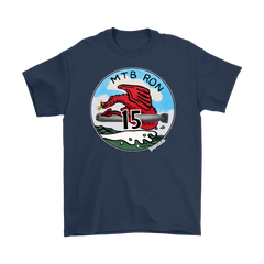 PT Boat Squadron RON 15 Cotton T-Shirt