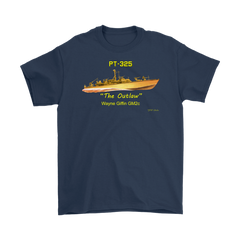Custom PT-325 T-Shirt Design for Terry Giffin