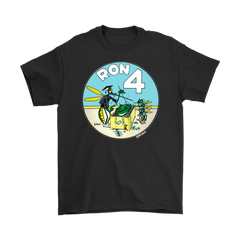 PT Boat Squadron RON 4 of the MTBSTC T-Shirt