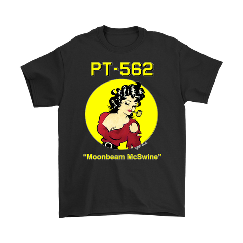 PT Boat PT-562 Moonbeam McSwine From Li'l Abner T-Shirt