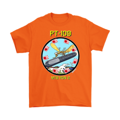 PT Boat PT-109 RON2 T-Shirt 3XL to 5XL Sizes
