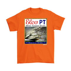 ELCO PT Knights Of The Sea Cotton T-Shirt