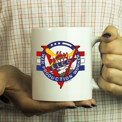 "ELCO ""WAR PRODUCTION WORKER"" Coffee Mug"