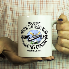 Motor Torpedo Boat Squadrons Training Center Mug