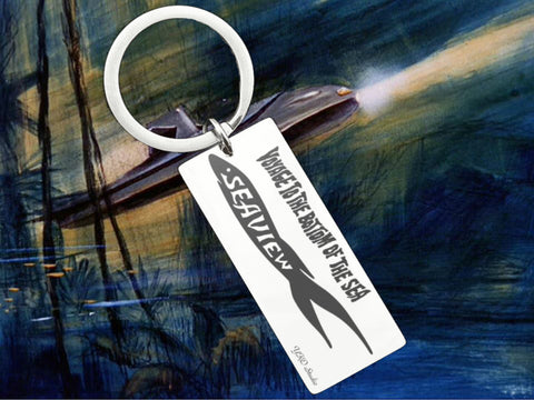 REMCO Voyage To The Bottom Of The Sea SEAVIEW Keyring
