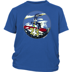 CHILDREN'S Size PT Boat Squadron RON 23 Bugs Bunny T-Shirt