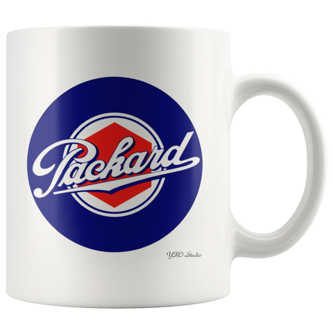 Packard 11oz. Coffee Mug
