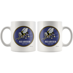 US Navy SEABEES Can Do 11oz Coffee Mug