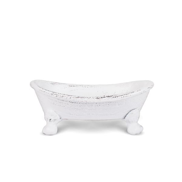 Cast Iron  Claw-foot Bathtub Soap Dish