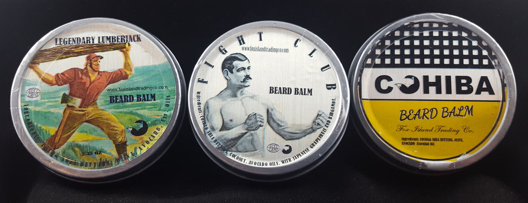 Fox Island Trading CO.'s Nourishing Beard Balm