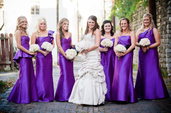 10 gorgeous brides from across the world