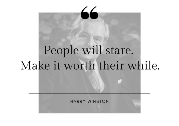 Harry Winston Quotes