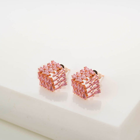 Amy Small Stud Earrings