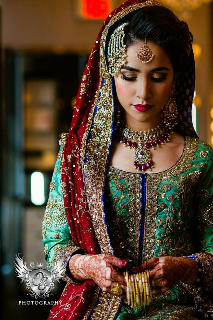 Pakistani Bride BlingVine