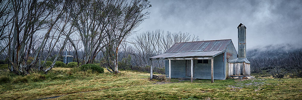 Bradleys Hut - Kosciuszko National Park