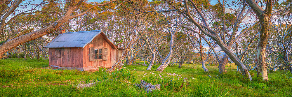 High Country Sanctuary - JB Hut