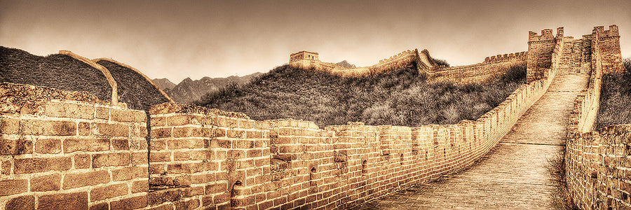 Ancient Wall Great Wall of China