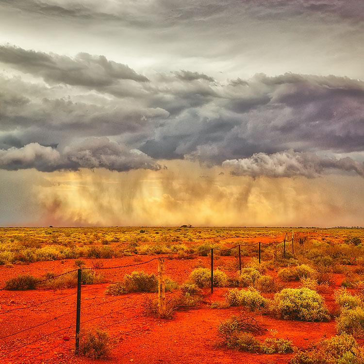 Approaching Storm - South Australia