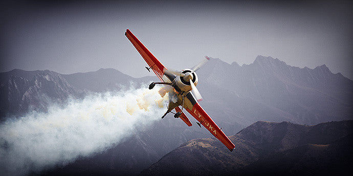 Aviation - Mountain Aerobatics