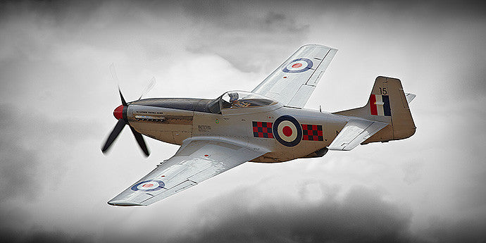 Aviation - Mustang