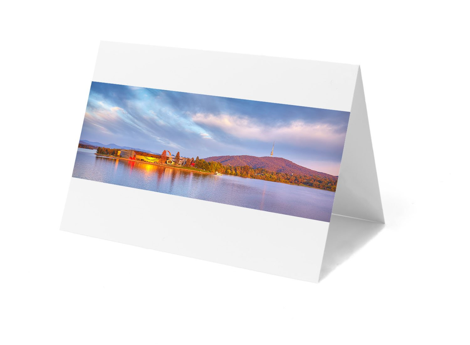 Museum Morning - 10 Pack greeting cards