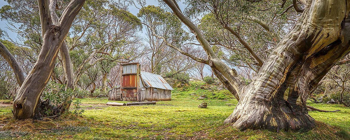 Cattleman's Rest - Wallace Hut, Alpine National Park