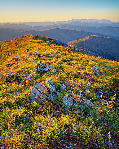Days End - Alpine National Park Victoria