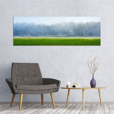Edge Of Wilderness Tasmania - canvas wall art preview