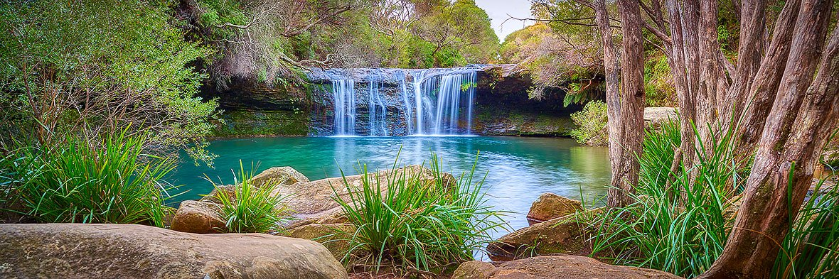 Emerge - Waterfall, Budderoo National Park