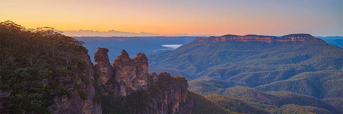 Katoomba Icon - Three Sisters Blue Mountains