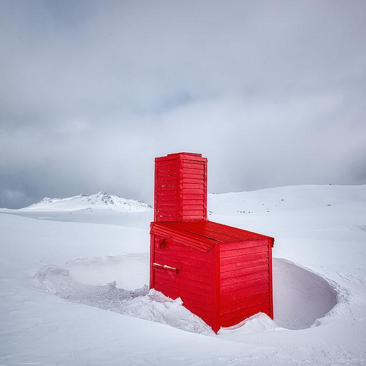 Little Red - Cootapatamba Hut, Kosciuszko National Park
