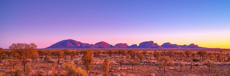 Natural Wonder - Kata Tjuta (The Olgas)