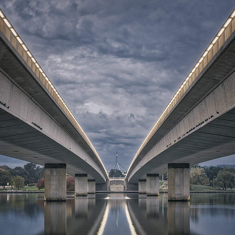 Commonwealth Avenue Bridge Canberra