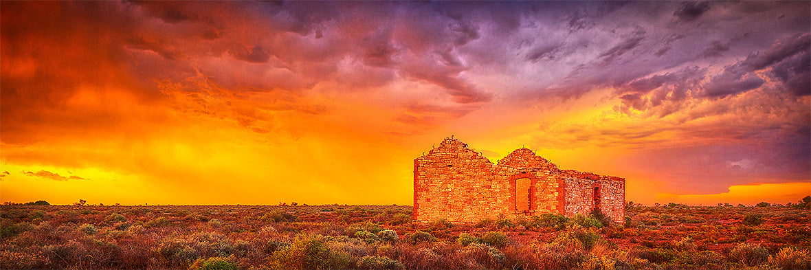 Old ruins - outback South Australia