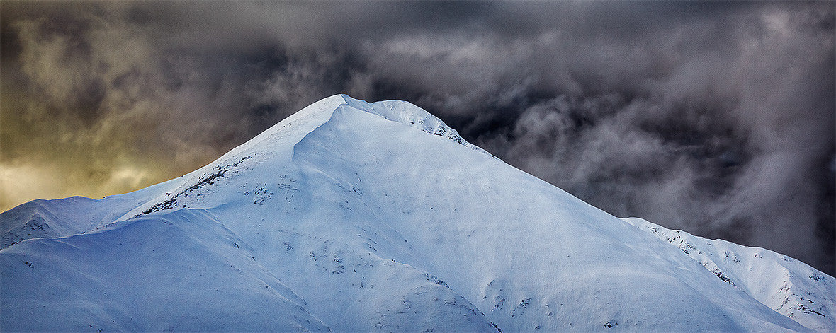 The Summit - Mount Feathertop