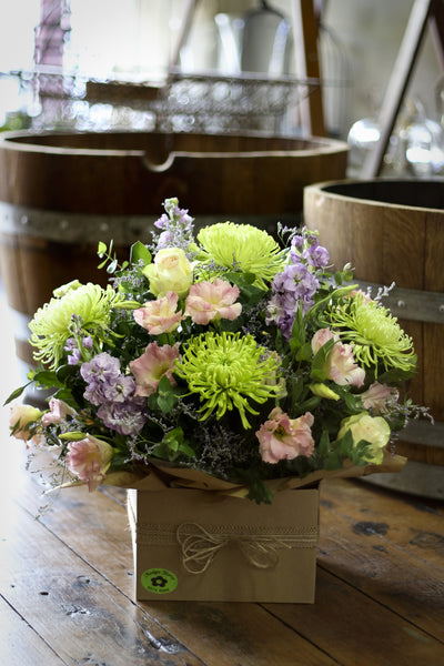 Large Boxed Arrangement