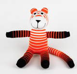 Raa Raa Tiger Sock Toy