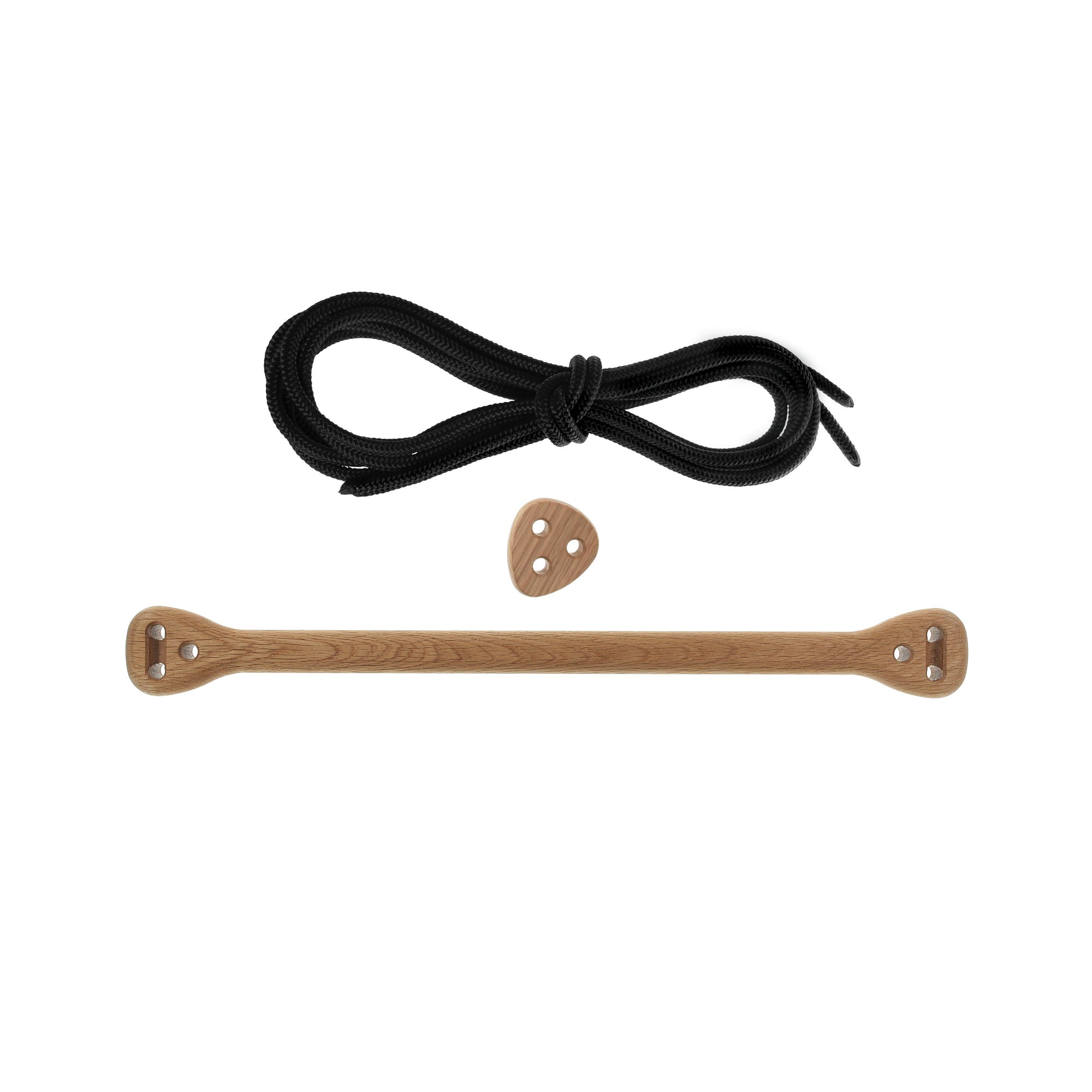 Lillagunga Bone - Oak - Black