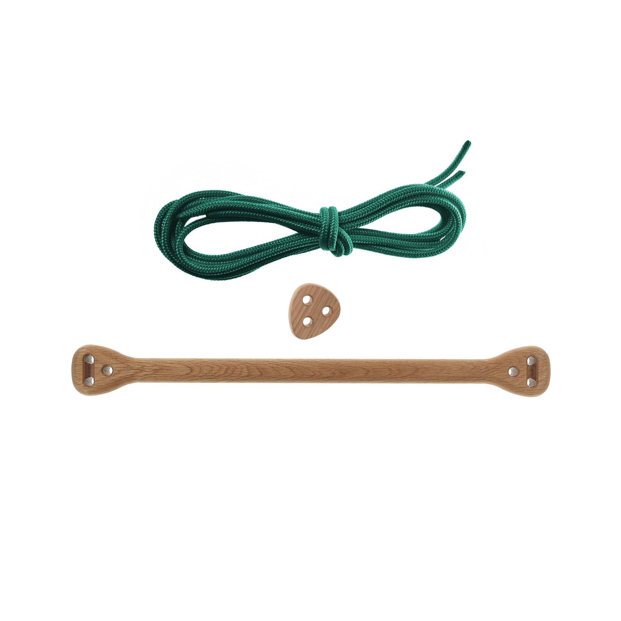 Lillagunga Bone - Oak - Green