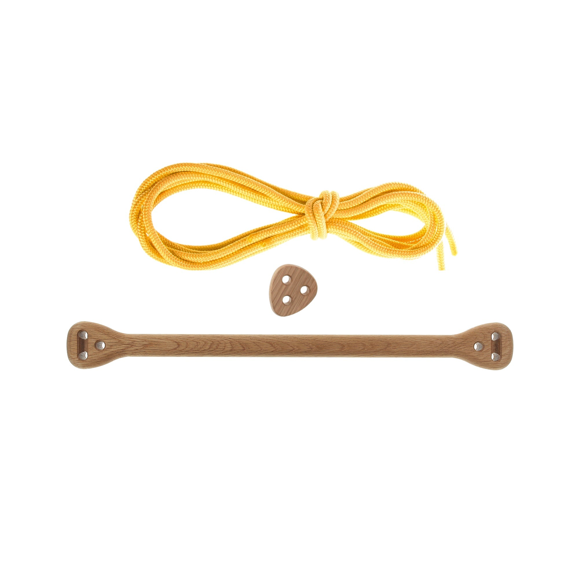 Lillagunga Bone - Oak - Yellow