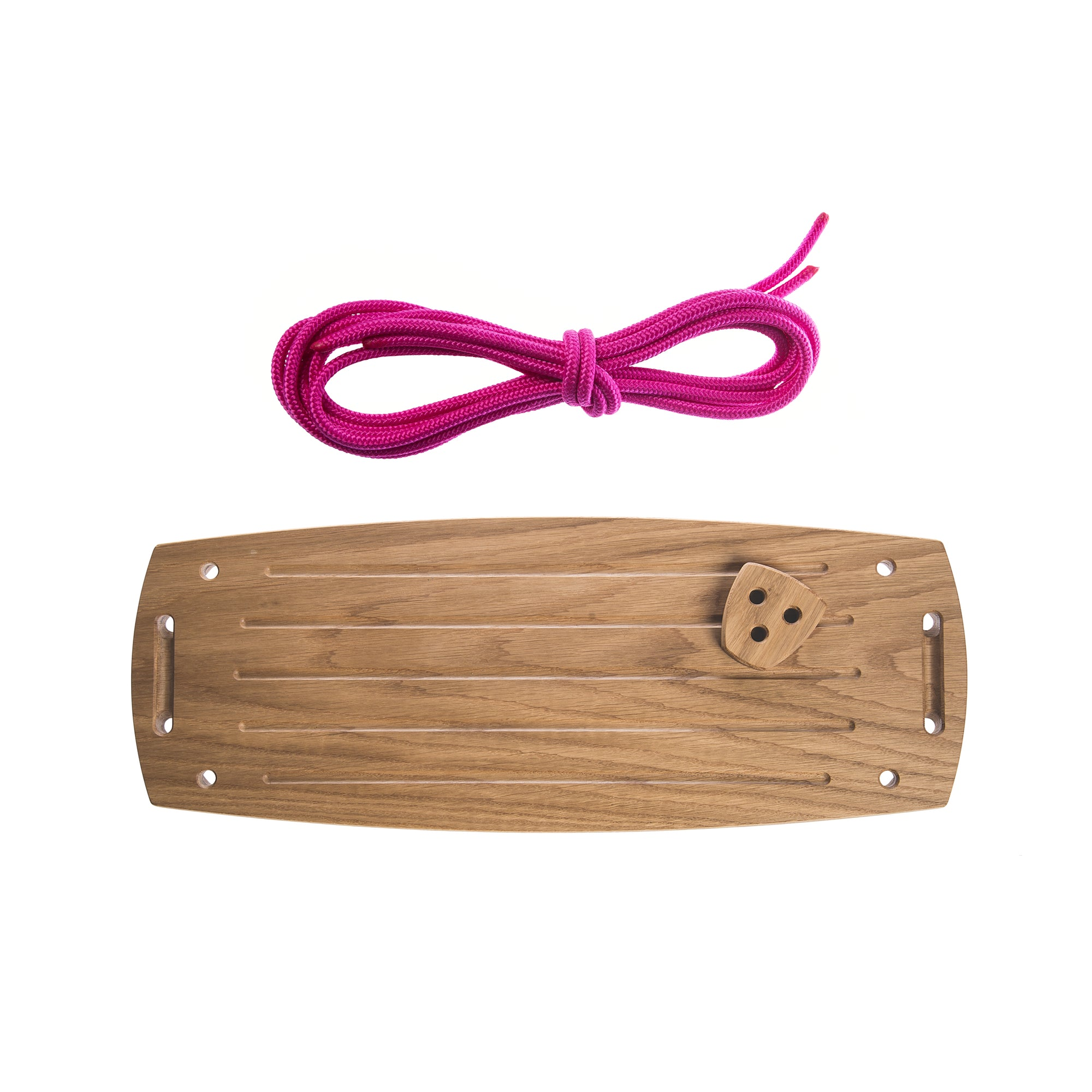 Lillagunga Grand - Oak - Fuchsia - Lillagunga