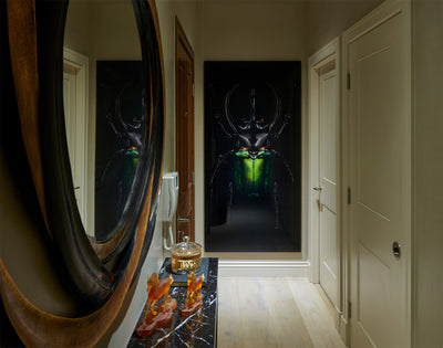 Hallway Design - Marble Arch - 5mm Interior Design Guide