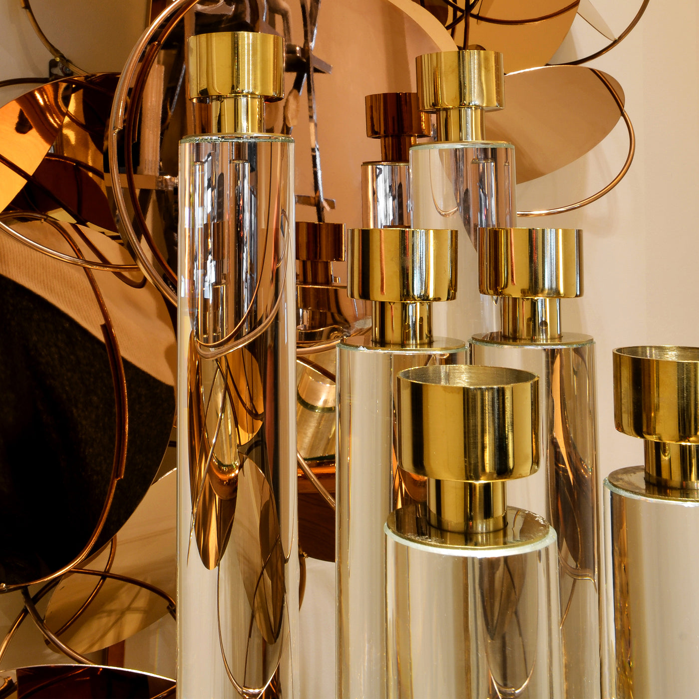 Candle Holders & Luxury Home Accessories - 5mm Design Store London