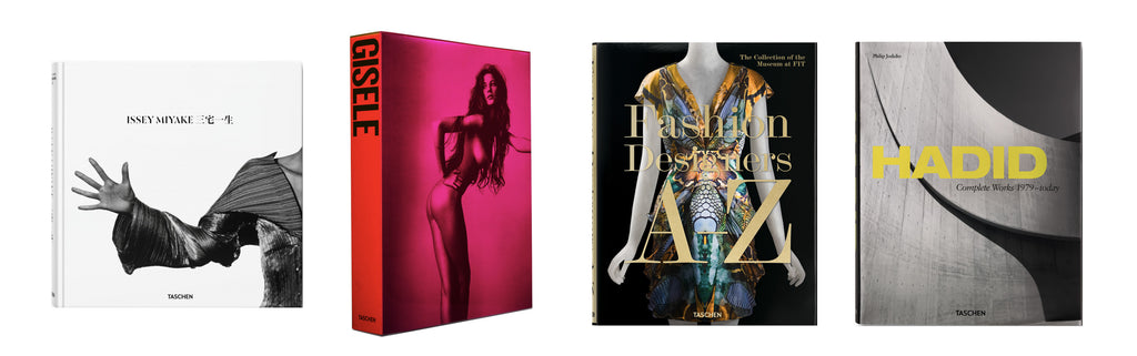 Taschen Fashion & Design Books - Home accessories & Decor - 5mm Design Store London